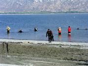 Evidence Search at Lake Perris Training Day 05