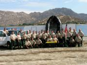 Riverside County Sheriffs Dive Team for 2005