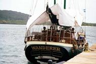 The Wanderer from Captian Ron Movie