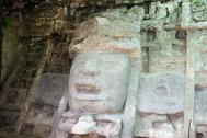 Mayan Ruins at Lamini Belize C.A.