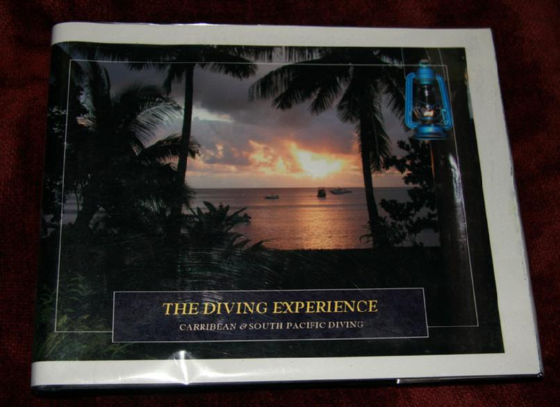 The Diving Experience Coffee Table Book