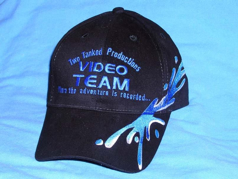 TWO TANKED PRODUCTIONS HAT
